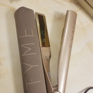 Makeup - TYME CURLING IRON